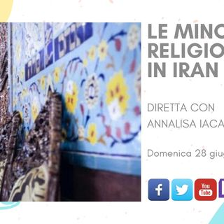 Le minoranze religiose in Iran