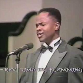Pastor Timothy Fleming  Sr Knocked Down But Not Out