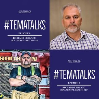 #TemaTalks Episode 8: Richard LeBlanc