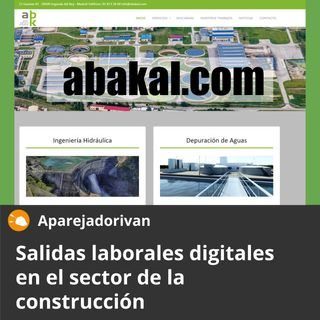 Alternativas laborales digitales en el sector de la construcción