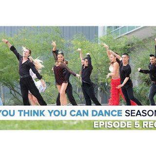So You Think You Can Dance Season 14   Episode 5 Recap