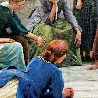 """Bibbia, donne, profezia"" e sculture sacre a Genova"