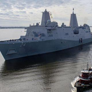 U.S Blames Iran For Tanker Attack