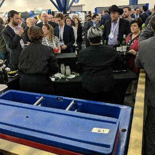 Nape 2019 - Drink Carts