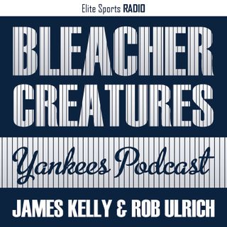 Bleacher Creatures Podcast 20: The Yankees Are Off To London & The Mets Are A Total Mess