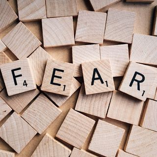 Episode 20 Fear Keeps You Stuck