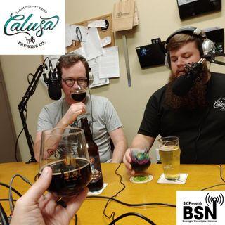 Episode 2.1 Calusa Brewing Take 2! Ed Paulsen and Taylor Pogue!
