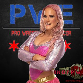 """Heart-core"" Shazza Mckenzie Pro Wrestling Enforcer Podcast Interview"