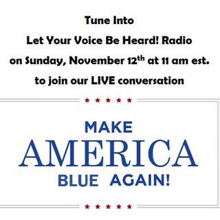 Make America Blue Again