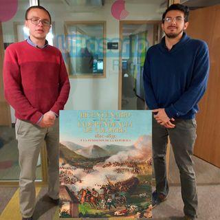 Bicentenario de la independencia con Gilberto Ramirez