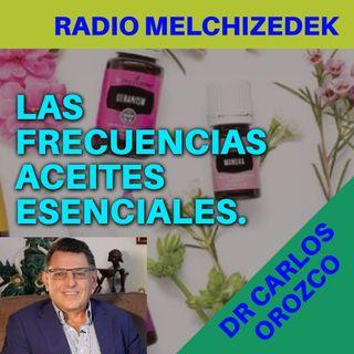FRECUENCIAS ACEITES ESENCIALES DR CARLOS OROZCO