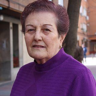 """Mercedes Alvariño: """"A mis 74 años sigo en la brecha porque las mujeres todavía tenemos derechos que conquistar"""""""