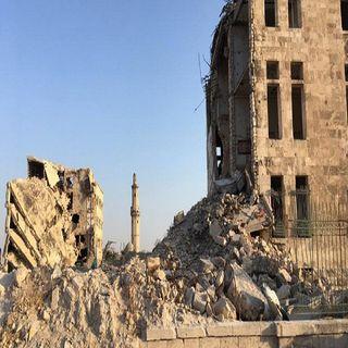 Papa Francisco ora por la paz en Siria