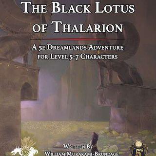 #002 - The Black Lotus of Thalarion (Recensione)