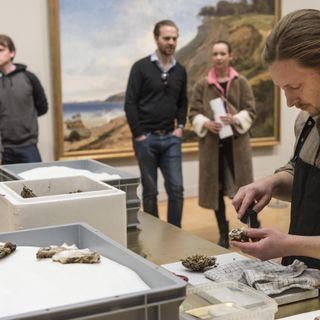 'Hvor vi spiser': Kok og kunstner Søren Aagaard fortæller om skæringspunktet mellem sine to fag