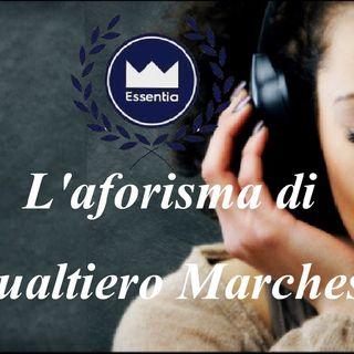 Aforisticamente Gualtiero Marchesi