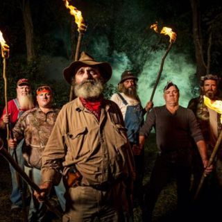 Eclectic Obsessions - Mountain Monsters