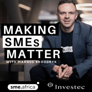 Interviewing the Founder and CEO of sme.africa and The Beancounter [EP6 S2]