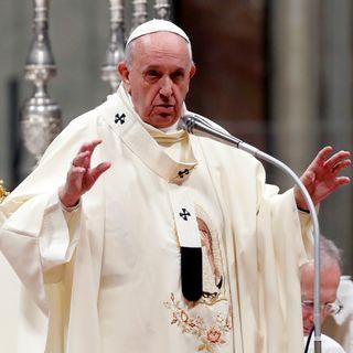 Papa Francisco ordena reformas en los casos de abusos a menores