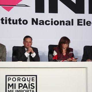 Habrá que impugnar los cómputos si no coinciden: Santiago Nieto
