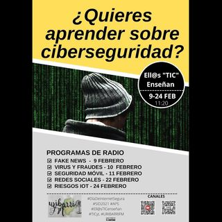 Ell@sTICenseñan - Virus y fraudes
