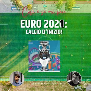 EURO 2020: Calcio d'inizio! - 4 chiacchiere con...Edo