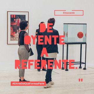 De oyente a referente. Bonus track: Residente y Kase.O.