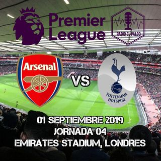 Arsenal vs Tottenham Hotspur en VIVO