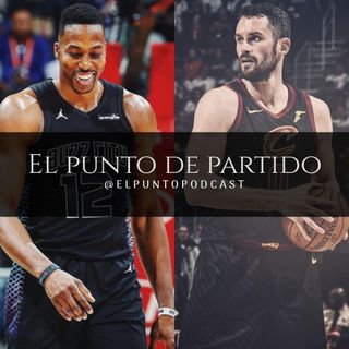 1x05 Kevin Love y Dwight Howard