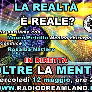 25 - La realtà è reale? (Live)