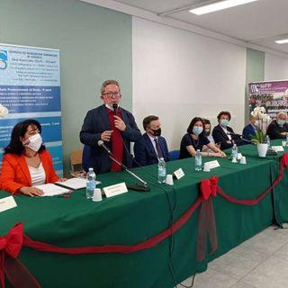 Istituto Superiore Lonigo, festa per la fine dei lavori: opere per 1,2 milioni di euro