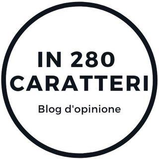 Primo podcast del Blog in280caratteri. Presentazione