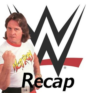 WWE Recap: Raw August 3