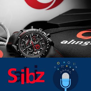 SAILBIZ Omega Watch e Alinghi insieme per un nuovo speedmaster in carbonio