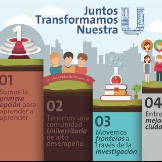Nuestra U se está transformando y tú?, visión 2020