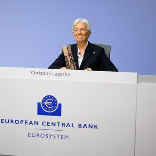 BCE: le manovre sul debito pubblico italiano