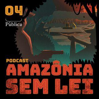 #4   O cerco aos isolados Yanomami