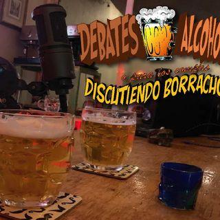 Promo DEBATES ALCOHÓLICOS O PARA LOS COMPAS DISCUTIENDO BORRACHOS