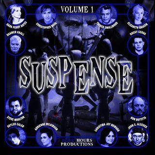 SUSPENSE RADIO'S JOHN ALSEDEK