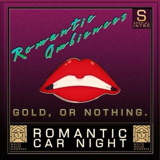 Romantic Car Night | Ambience | Relaxation
