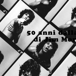 50 anni senza Jim Morrison