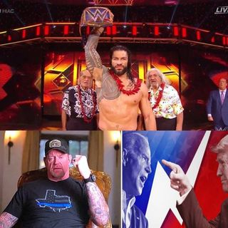 WWE HIAC Recap Wrestlers in the Election