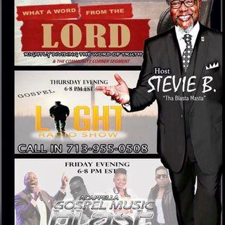 Stevie R. Butler aka Stevie B.