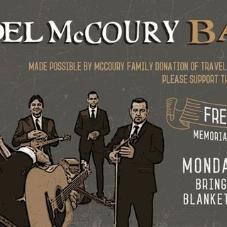 Del McCoury Band Live at Canal Place on 2021-05-31