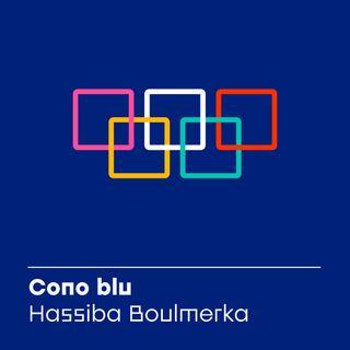 Cono Blu - Hassiba Boulmerka