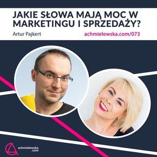 FO 073 Jakie słowa mają moc w marketingu i sprzedaży?