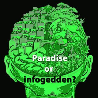 TSP117 - Time Trek: Paradise or infogedden?