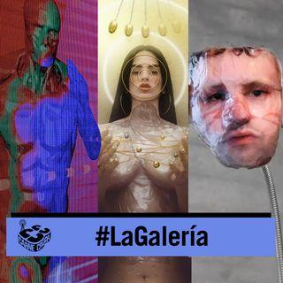 Arte digital, el lienzo es la pantalla (LA GALERÍA - CARNE CRUDA #875)