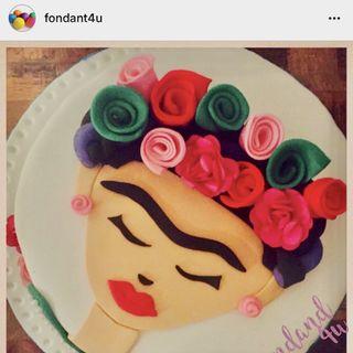 ** El arte de crear un buen pastel en Miami Fondant4U con Erika Magaña