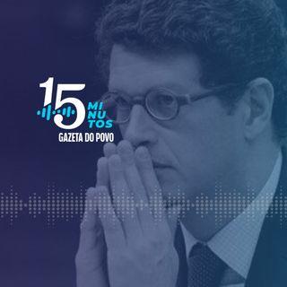 Salles na mira do Centrão: ministro fica no governo?